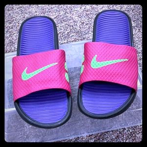 🆕NIKE SOLAR SOFT COMFORT INSOLE RUBBER MULES